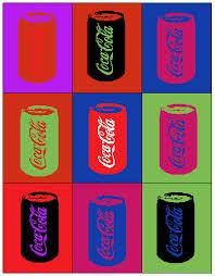 Risultati immagini per coca cola andy di warhol