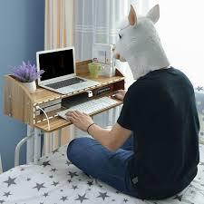 wooden foldable table aliexpresscom buy foldable office table desk