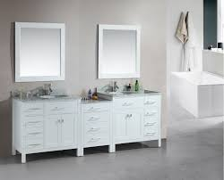 white double sink bathroom adorna  inch transitional double sink bathroom vanity white finish