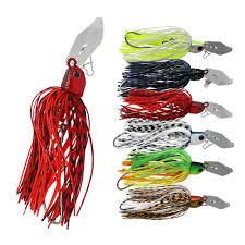 JonStar <b>1pc</b> 12G/15G Finesse Chatter bait <b>spinnerbait fishing</b> lure ...