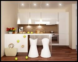 White Kitchen For Small Kitchens Small Modern Kitchen Breakingdesignnet