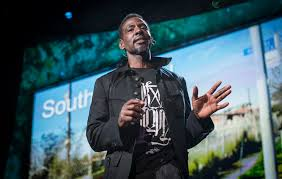 Ron Finley at TED2013: South Central's renegade gardener | TED ...