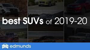Best SUVs for <b>2019</b> & 2020 ― Top-Rated <b>Small</b>, Midsize, Large, and ...