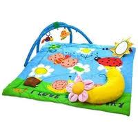 <b>Развивающий коврик Biba Toys</b> Весёлый сад (BP670 ...