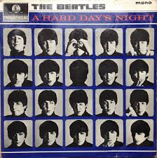 The <b>Beatles - A Hard</b> Day's Night | Releases | Discogs