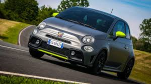 Abarth 595 Pista Has 'Oversized' <b>Turbo</b> For 165 HP