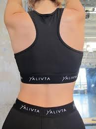 Logo <b>Racerback Bra Top</b> — Yalivta