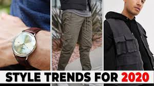 7 BEST Style Trends for 2020 | <b>Men's Fashion Trends</b> | Alex Costa ...