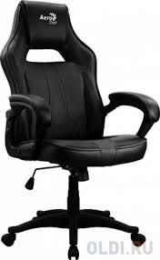 <b>Кресло</b> для геймера <b>Aerocool AC40C</b> AIR All Black — купить по ...
