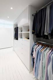 bellevue hill house example of a small trendy gender neutral walk in closet design in sydney bellevue hill post office