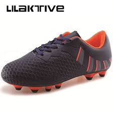 <b>Professional kids spike soccers</b> shoes boys outdoor breathable ...