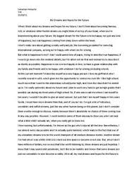 future plan essay buy essay writing essay my future plan how to write an essay about my future