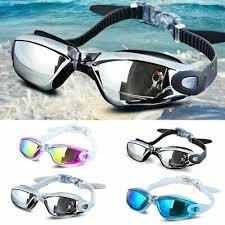 <b>Electroplating</b> Goggles <b>Anti</b> fog Swimwear Diving Glasses <b>UV</b> ...
