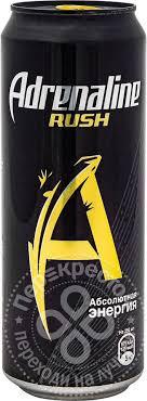 <b>Напиток</b> Adrenaline Rush <b>энергетический</b> 449мл - отзывы ...