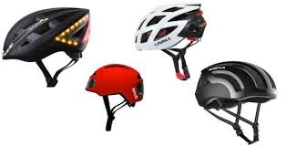 Four of the best smart <b>bike helmets</b> with brake / indicator <b>lights</b> | Kit ...