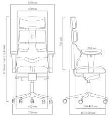Купить офисное <b>Эргономичное Кресло Kulik</b> System PYRAMID в ...