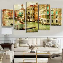 <b>Canvas Painting 5 Piece</b> Boat reviews – Online shopping and ...