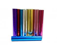 <b>Sleeking Foils</b> 210 х 297 мм (20лист) тонерочувствительная <b>фольга</b>