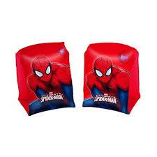 <b>Нарукавники</b> для плавания 23х15см, <b>Spider</b>-<b>Man Bestway 98001</b> ...