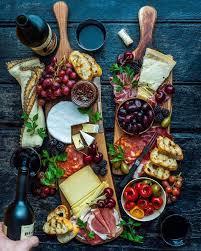 <b>Закуски</b> к вину | Тапас, Еда на рождество, Сырные подносы