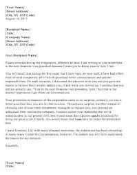 sample resignation letter – smart lettersresignation letter boss conflict  resignation letter no promotion