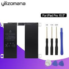 <b>YILIZOMANA</b> Tablet Battery 8134mAh Battery for <b>iPad</b> pro 10.5 ...