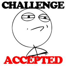 Challenge accepted meme T-Shirt Designs | Wordans USA via Relatably.com