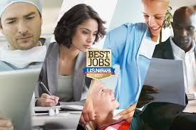 the best jobs of careers us news