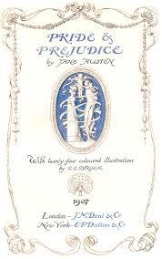 Jane Austen's Pride & Prejudice | Austenprose - A Jane Austen Blog via Relatably.com