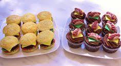 #cupcakes #cupcake #food #dessert #<b>frenchfries</b> #<b>hamburger</b> ...