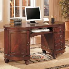 designer home office furniture small cherry wood home office