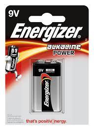 <b>Батарейка Energizer</b> Alkaline Power 9V <b>1</b> шт - купить в Москве ...