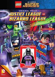 LEGO Super Heróis – Liga da Justiça Vs Liga Bizarra