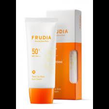 <b>Солнцезащитный</b> крем Frudia <b>Солнцезащитная крем</b>-<b>основа</b> ...