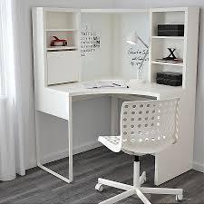 ikea micke corner workstation corner desk white chic ikea micke desk white