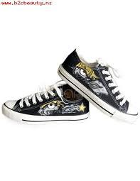 Hand-painted <b>Naruto Canvas</b> Flat <b>Shoes</b> For Women 16740089184 ...