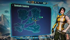 Borderlands 2 Lost Treasure