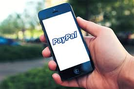 Image result for picture of paypal transaction on phone