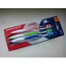 Отзывы о <b>Зубная щетка Rendal</b> Classic