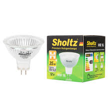 <b>Лампа галогенная Sholtz 35 Вт</b> GU5.3 для светильника MR16 12 ...