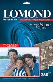 <b>Фотобумага Lomond</b> 1103301