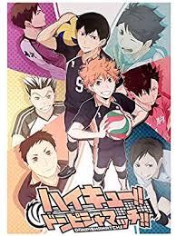 gerFogoo Hot Anime Haikyuu Poster Anime Character ... - Amazon.com