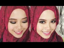 tutorial makeup mata