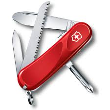 "<b>Нож перочинный</b> ""<b>Junior</b>"" 09 2.4213.SKE красный бренда ..."