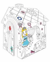 """<b>Картонный домик</b>-<b>раскраска Mochtoys</b> """"Принцесса"""" 11122 ..."""
