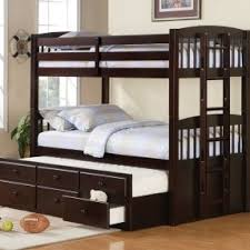chester twin bunk bed with ladder with this twin bunk bed you can add a classic amazing twin bunk bed