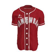 <b>Thai Quality</b> Apparel Sublimation Printing Team Baseball Jerseys ...