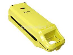 Купить <b>Вафельница Kitfort KT-1611</b> желтый в интернет-магазине ...