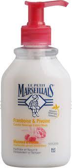 Купить Жидкое <b>мыло для рук</b> Le Petit Marseillais Малина и пион ...