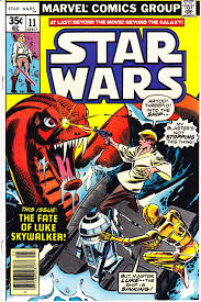 Star Wars 11 First 1st <b>Printing</b> Marvel Comics Han Solo <b>Luke</b> ...